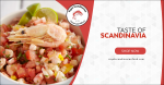Facebook Ads banner for Royal Scandinavian